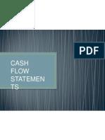 Unit-III - Cash Flow
