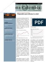 Informe País Colombia 2009 Saa - Saouda