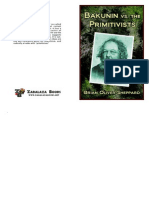 Bakunin vs the Primitivists Brian Oliver Sheppard