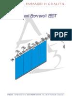 Portone scorrevole SSGT