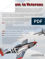 A Tribute to Veterans Flyer 2012 Copy