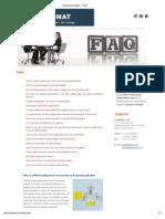 Fluidomat Limited __ FAQ's