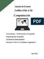 programa 2012