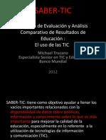 Michael Trucano - Saber-TIC en Español