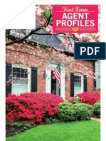 Real Estate Agent Profiles 2012
