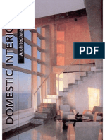 Architectural Design - Domestic Interiors