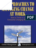 54 Approaches to Manage Change at Work