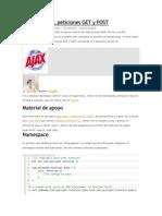 El Objeto Ajax