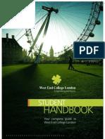 WECL Student Handbook