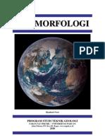 Cover Buku Geomorfologi