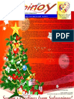 Sulyapinoy December Issue(2011)