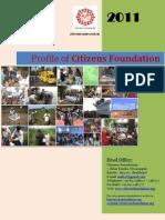 CF Org Profile 2011
