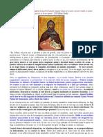 Sfantul Efrem Sirul Despre Inselaciunea Antihristului