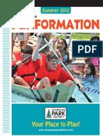 CPD Funformation Summer 2012