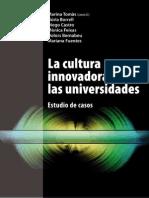 Innovación universidades
