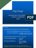 Tema 4 Flip-Flops 2009