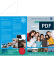 young learners brochure - spinnaker college