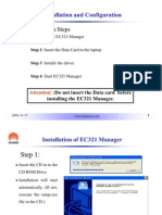 Huawei Installation Guide