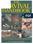 Survival Handbook Raymond Mears