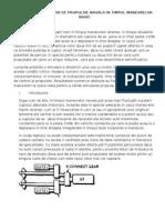 Dinamica Sistemelor de Propulsie Navala in Timpul Manevrelor Navei