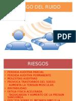 Riesgo Del Ruido
