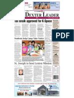 Dexter Leader March 15