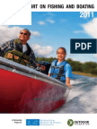 RBFF Special Report on Fishing and Boating Participation (2011)