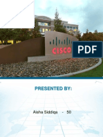 Diversity in Cisco
