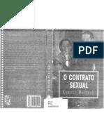Carole Pateman Contrato Sexual