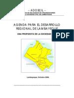 Agenda Para El Desarrollo Regional