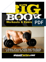 Big Book of Workouts and Exercises