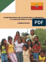 Plan Regional de Acción Por La Infancia y Adolescencia - Parte2