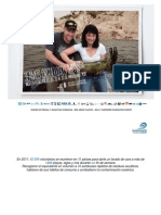 Iniciativas Oceánicas 2012 Dossier de prensa