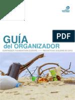 Iniciativas oceánicas 2012 Guía del organizador