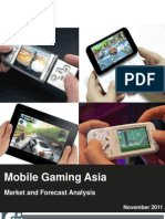 Mobile Gaming Asia