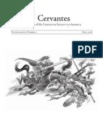 Magia y Actuacion en El Retablo de Cervantes