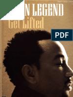 John Legend- Get Lifted