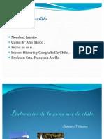 Balnearios de La Zona Sur de Chile