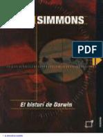 Simmons Dan - El Bisturi de Darwin