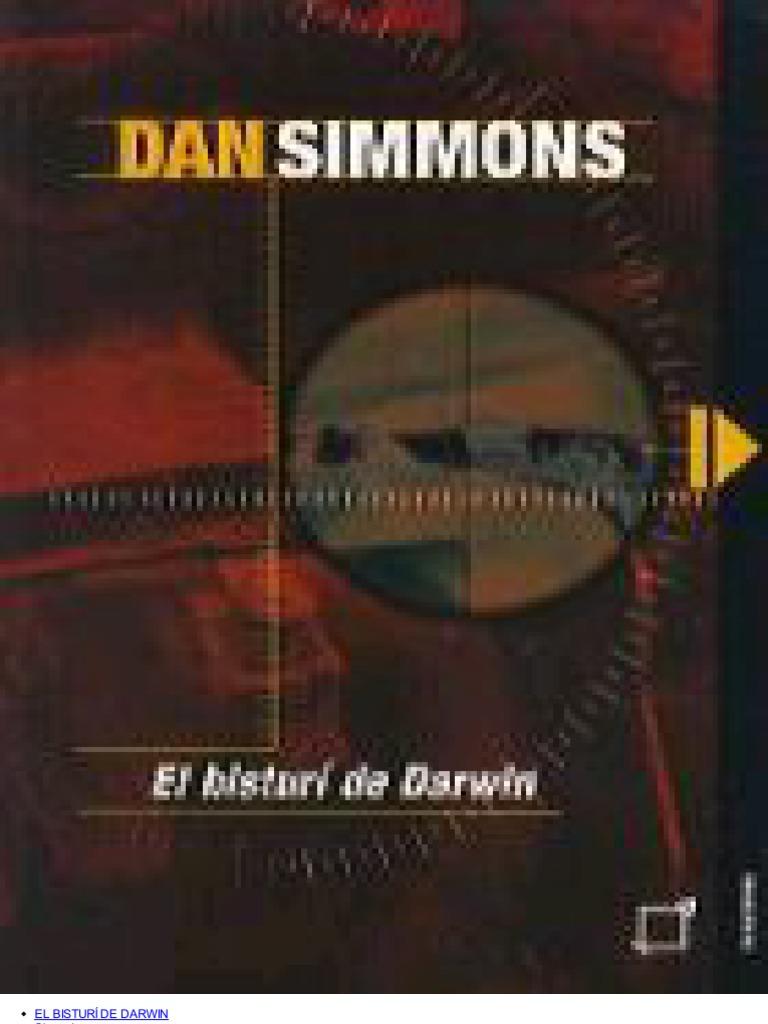 Simmons Dan - El Bisturi de Darwin 6941d97c1d0f2