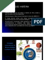 geistória - Pré-cambrico