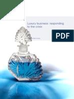 KPMG Luxury Good Publication August 2009[1]