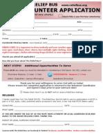Volunteer Application 2012PDF