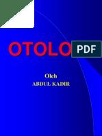 Otologi -1