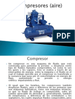 Compresores (aire)