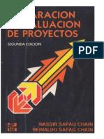 46568694 Sapag Sapag Preparacion Y Evaluacion de Proyectos[1]