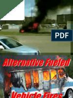 Alternative Fueled Vehicle Fires