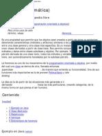 Herencia (informática) - Wikipedia, la enciclopedia libre