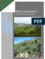 MapaClimatico cajamarca