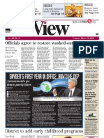 March 15 Belleville View front page